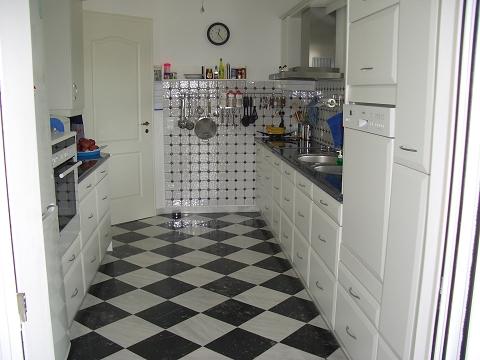 22 Küche komplett + gut
